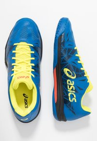 ASICS - GEL-FASTBALL 3 - Zapatillas de balonmano - lake drive/sour yuzu - 1