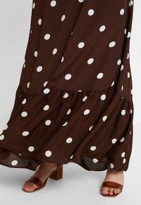 IVY & OAK - BOHEMIAN  - Maxi dress - dark chocolate - 5