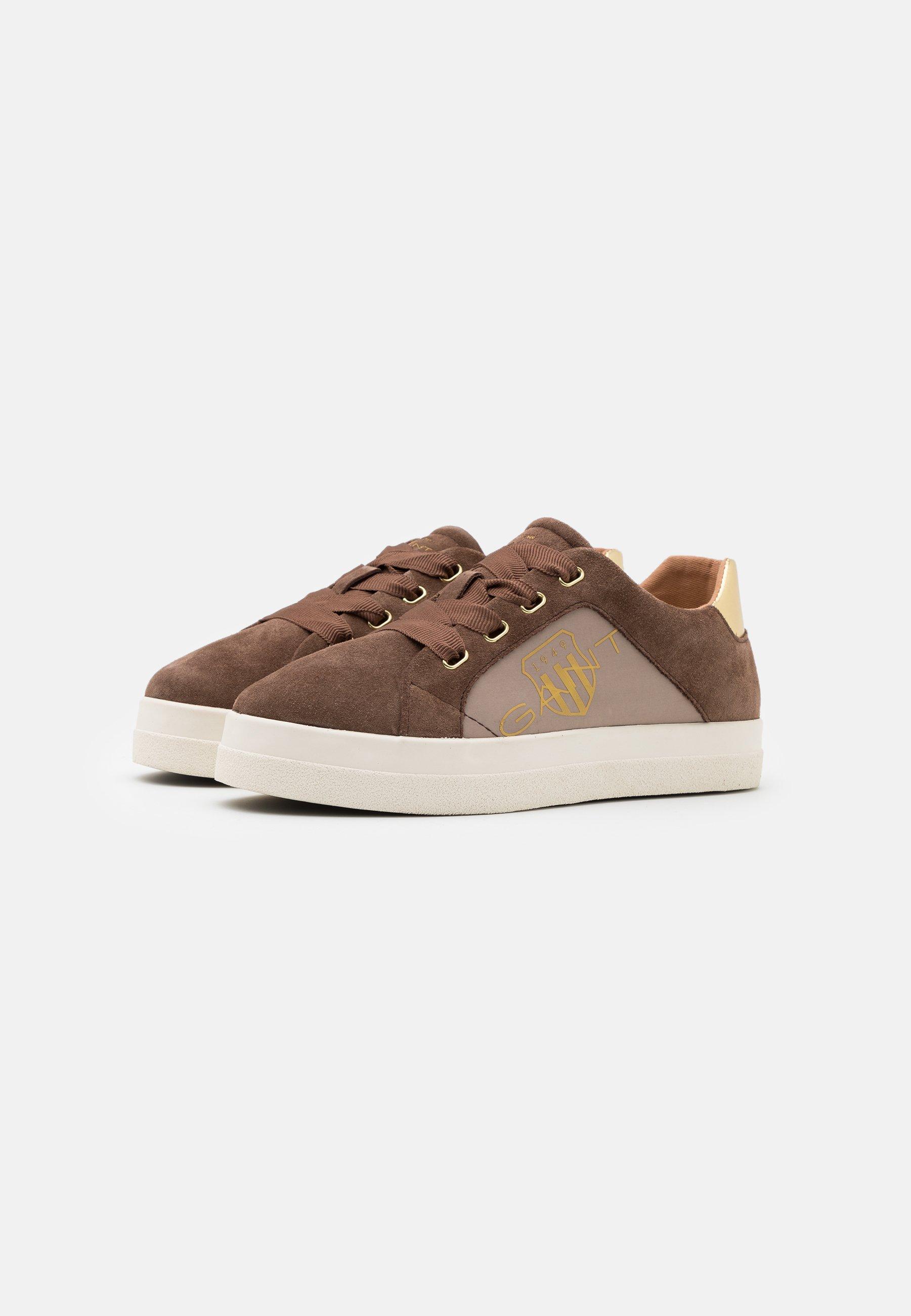 GANT AVONA Sneaker low mid brown/braun