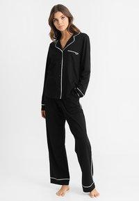 DKNY Intimates - SET - Pyjama - black - 1