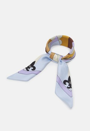 COMPASS NECKERCHIEF WITH CHARMS - Foulard - lilac