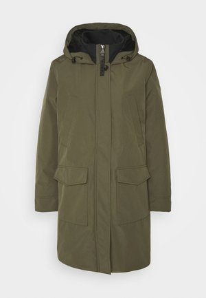 Classic coat - military