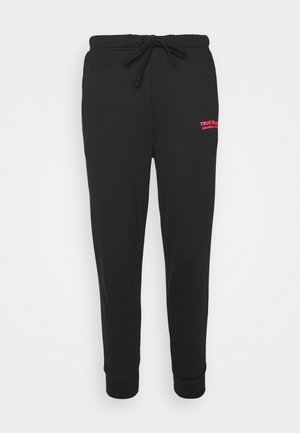 PANT CLASSIC TRUE RELIGION  - Teplákové kalhoty - black