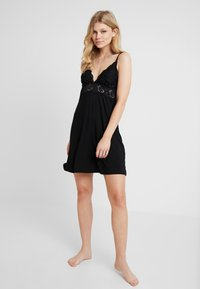 mint&berry - Nightie - black - 1