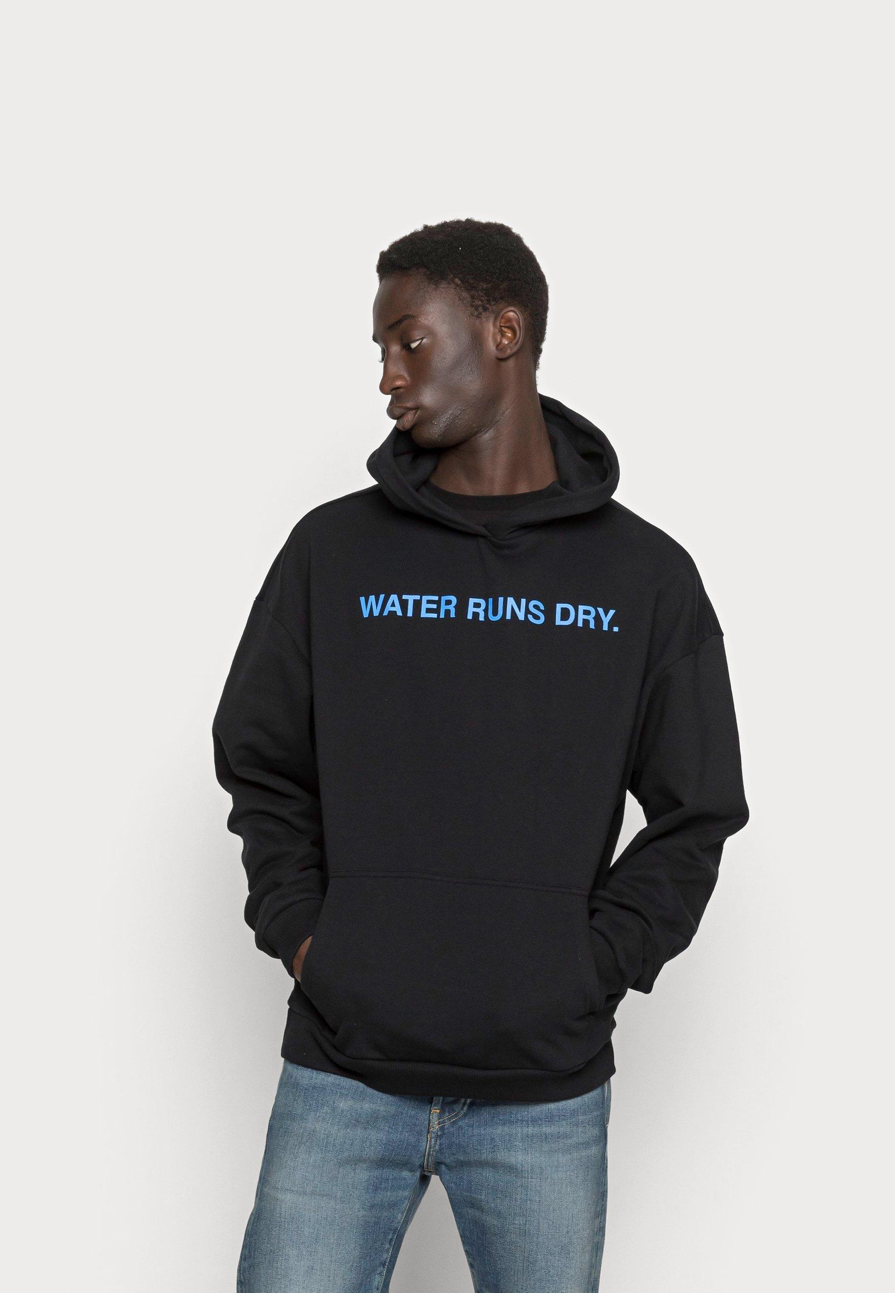 Men WATER RUNS DRY HOODIE  - Sweatshirt
