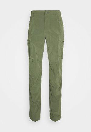 MENS SKARVAN BIOBASED PANTS - Outdoor trousers - cedar wood