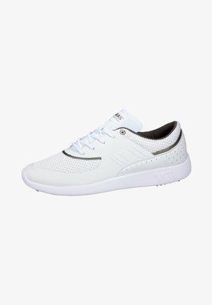 Trainers - white/graphite