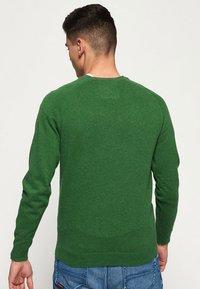 Superdry - ORANGE LABEL  - Pullover - green - 2