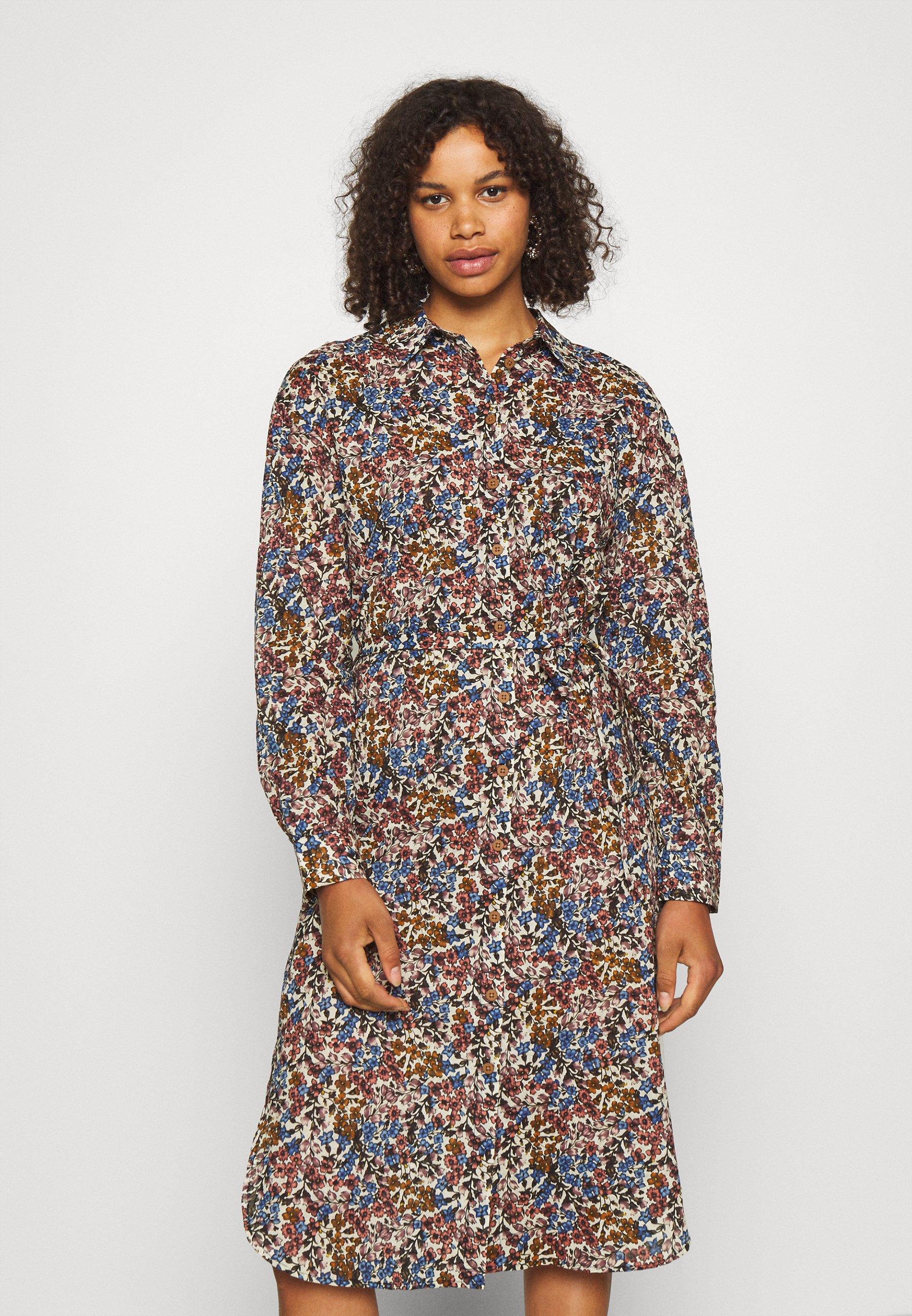 Mujer OBJPENELOPE - Vestido camisero
