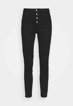 ONLSTARLA LIFE JEWEL  - Jeans Skinny Fit - black