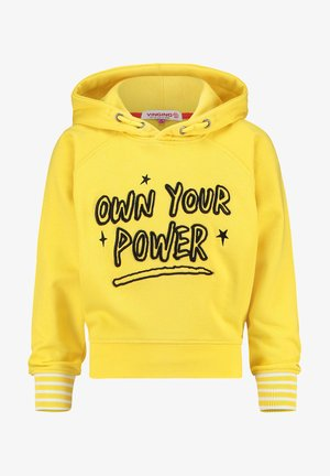 NISA - Sweatshirt - super yellow