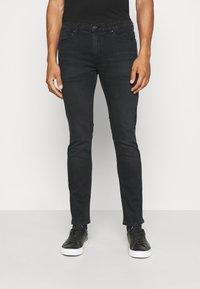 HUGO - Jeans slim fit - charcoal - 0