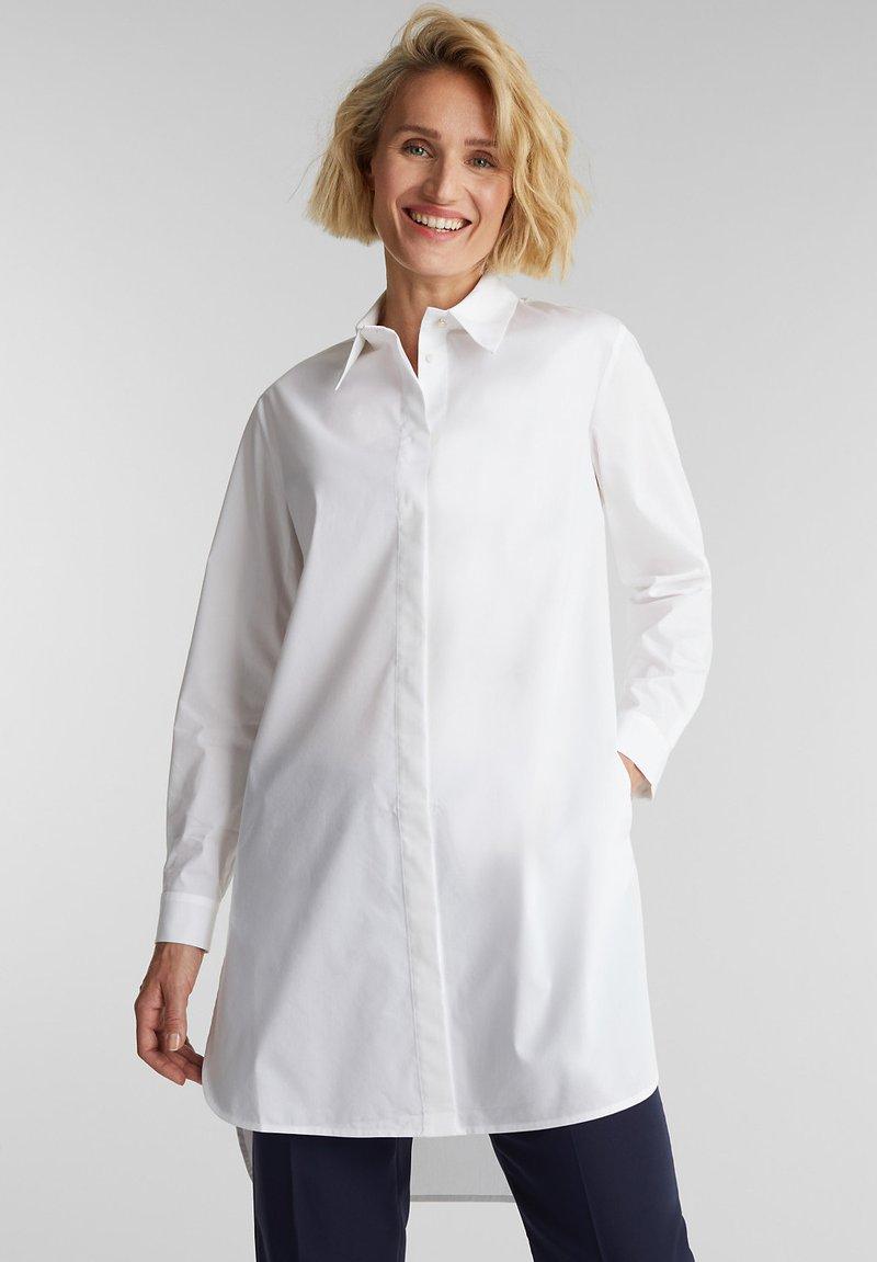 Esprit Collection - Button-down blouse - white
