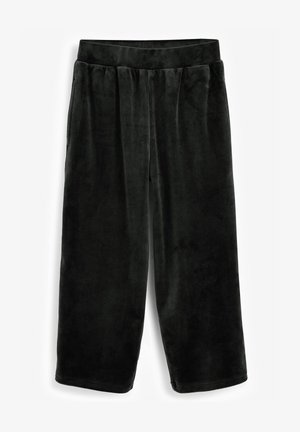 SOFT TOUCH - Trousers - black