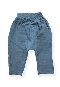 Cigit - MUSLIN  - Pantalones - blue - 1