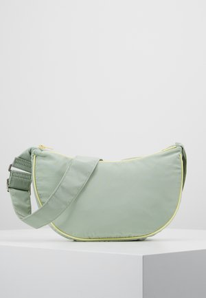 MOON BAG - Across body bag - silt green