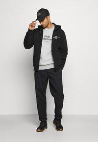 Peak Performance - ORIGINAL ZIP HOOD - Sweatshirt - black - 1