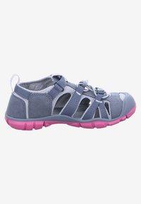 Keen - SEACAMP - Sandals - grey/rose - 5