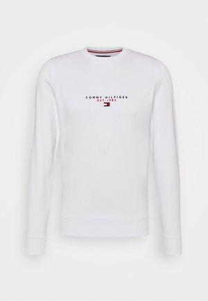 ESSENTIAL CREWNECK - Sweatshirt - white
