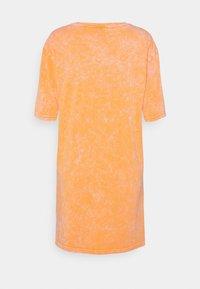 Von Dutch - KENDALL - Jersey dress - orange - 9