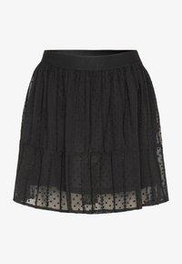 myMo ROCKS - A-line skirt - schwarz - 4