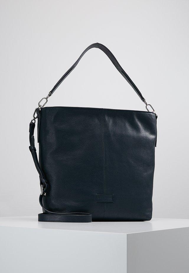 Handväska - navy blue