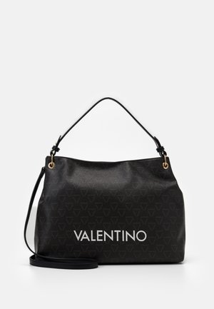 LIUTO - Tote bag - nero/multicolor