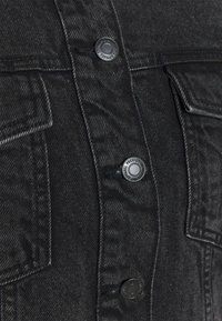 Vero Moda Curve - VMMIKKY SHORT JACKET - Denim jacket - black - 6