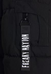 Freaky Nation - ICE COLD PARIS - Winter coat - black - 2