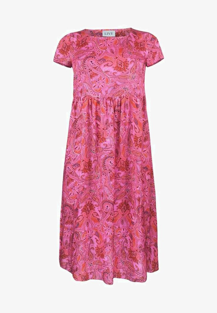 Live Unlimited London - Day dress - pink