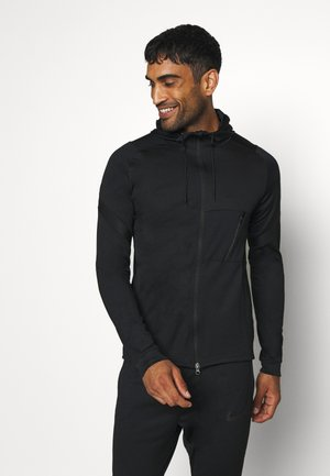 DRY STRIKE SUIT - Tracksuit - black