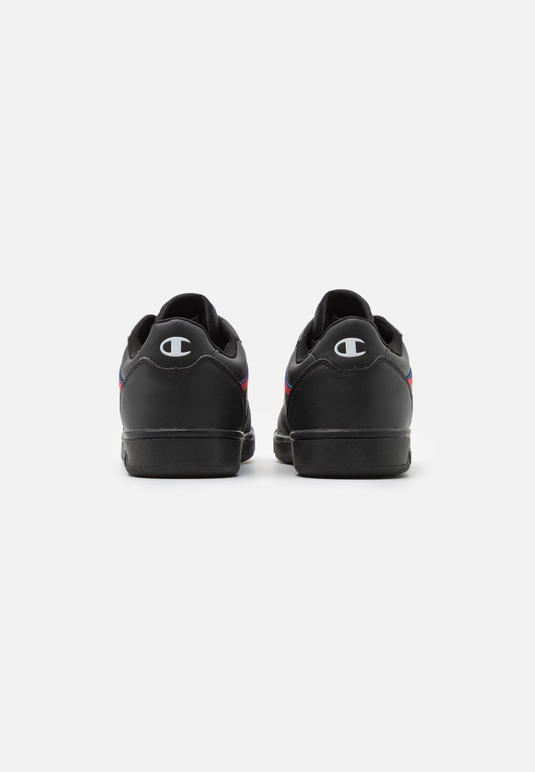 Cheapest Cheapest Champion LOW CUT SHOE NEW COURT - Sports shoes - new black | men's shoes 2020 vjEnm