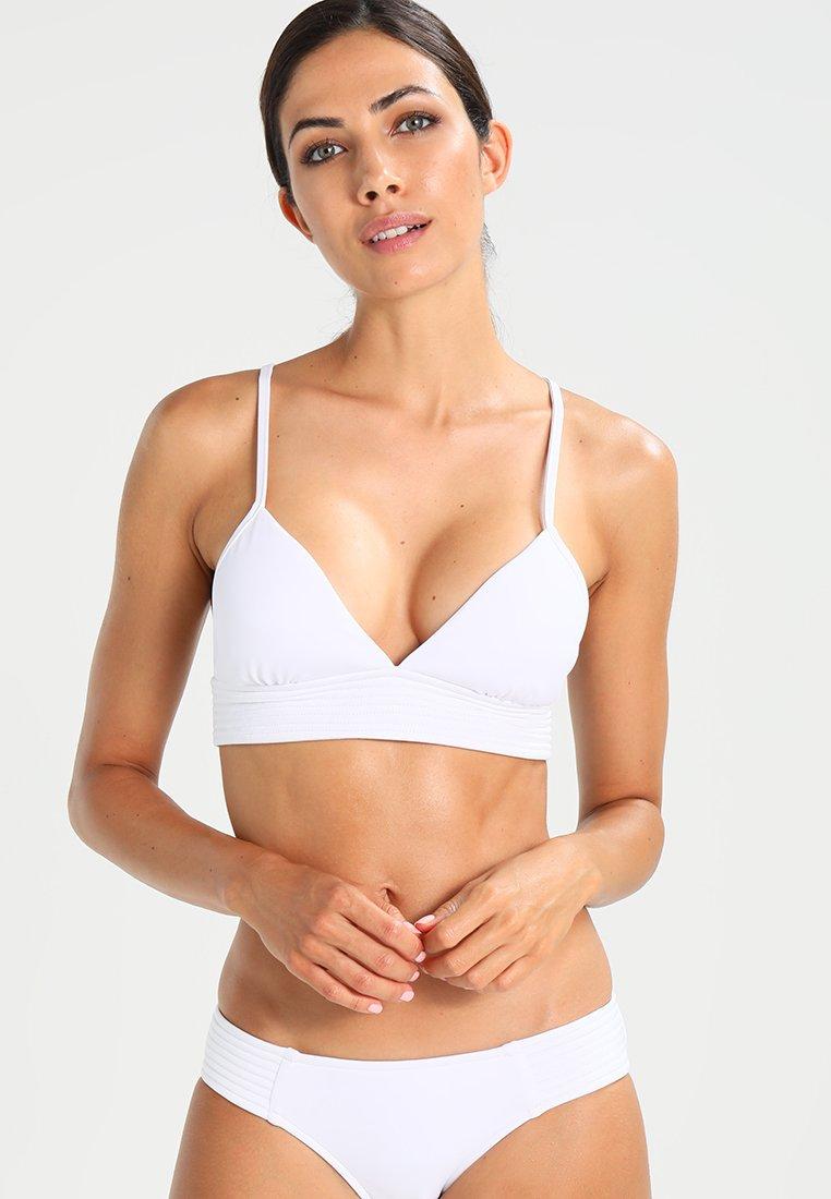 Women QUILTED TRI - Bikini top