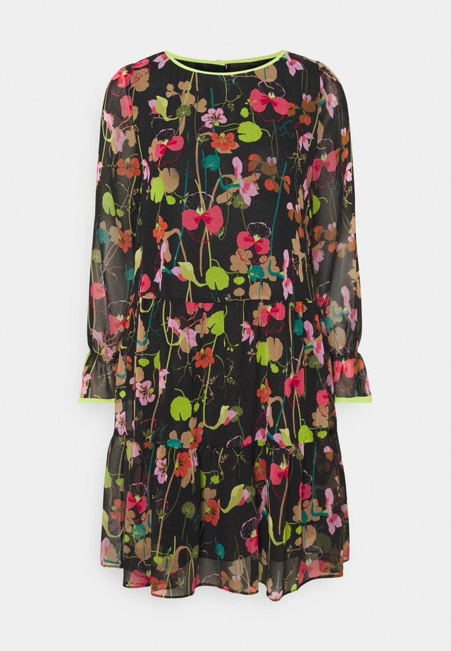 Day dress - pea
