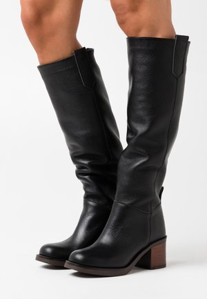 RIDE WITH ME - Boots - black