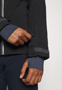 Spyder - TRIPOINT GTX - Ski jacket - black - 6