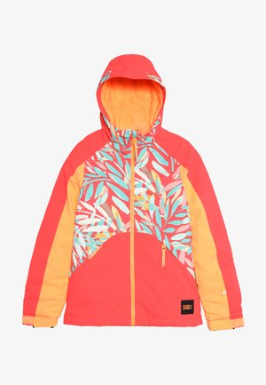 ALLURE JACKET - Snowboardová bunda - red