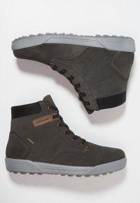 Lowa - DUBLIN III GTX - Zimní obuv - anthrazit - 1