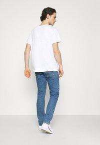 Nudie Jeans - GRITTY JACKSON - Straight leg -farkut - friendly blue - 2