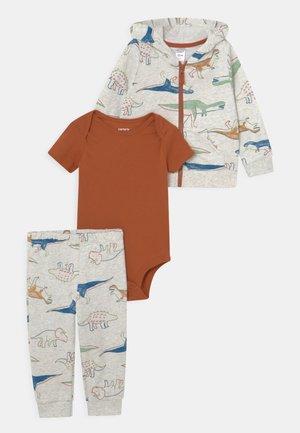 DINO SET - T-shirt basic - multi-coloured