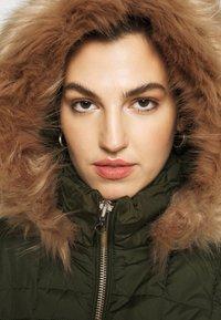 Calvin Klein - ESSENTIAL COAT - Winter coat - dark olive - 3