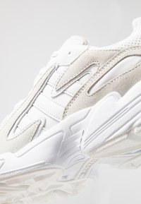 adidas Originals - YUNG-96 CHASM - Trainers - crystal white/footwear white - 5