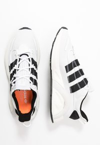 adidas Originals - LXCON  - Trainers - footwear white/core black/crystal white - 4