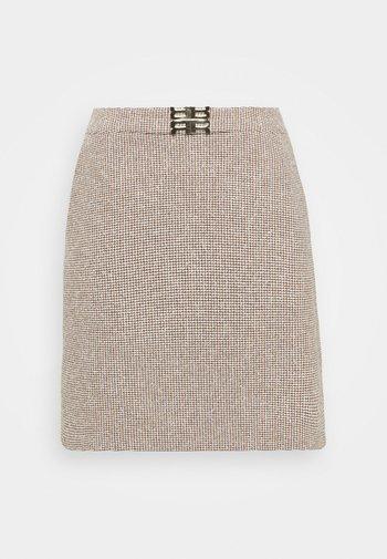 Mini skirt - topaz