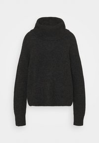 ARKET - TURTLENECK JUMPER - Jumper - grey dark - 0