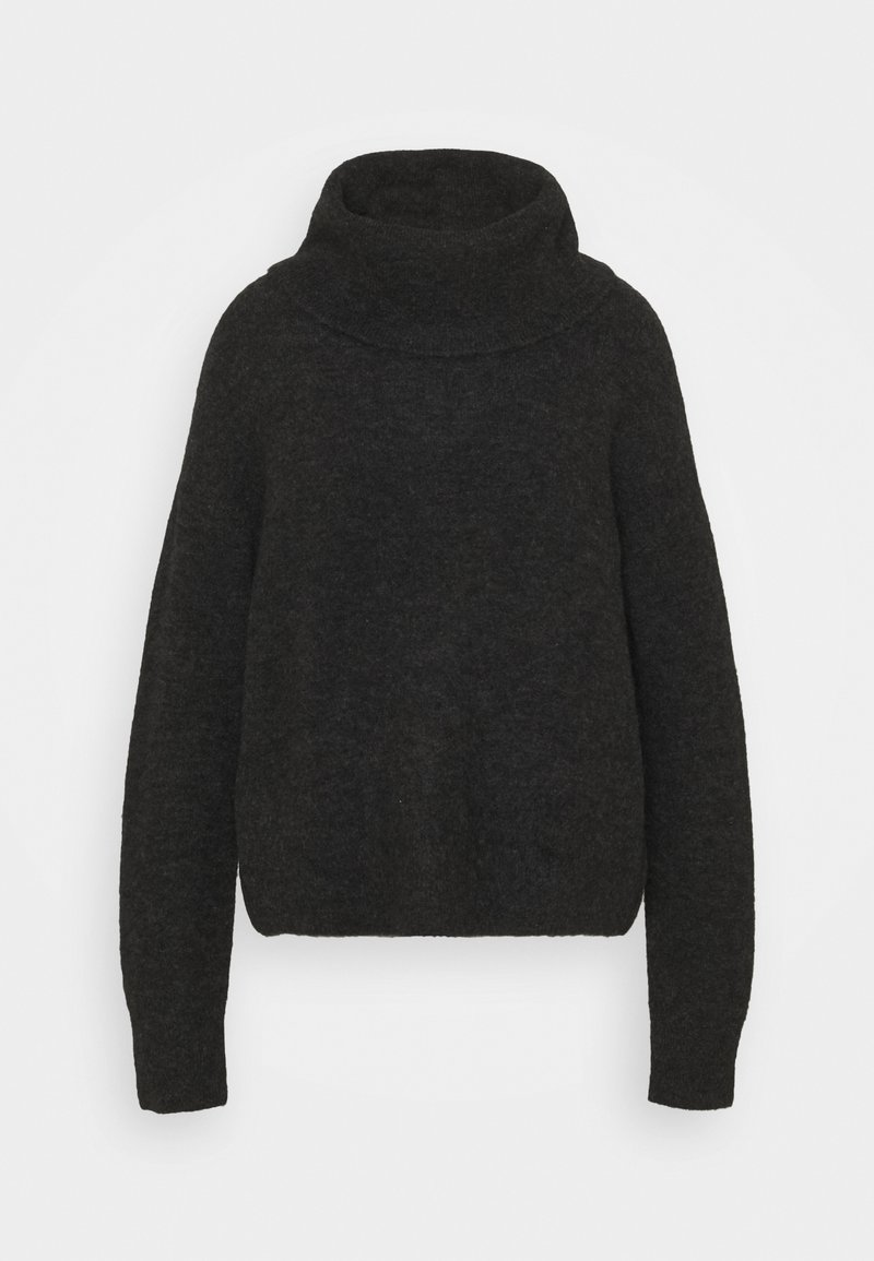 ARKET - TURTLENECK JUMPER - Jumper - grey dark