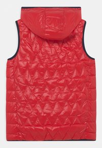BOSS Kidswear - REVERSIBLE PUFFER SLEEVELESS - Bodywarmer - red - 1