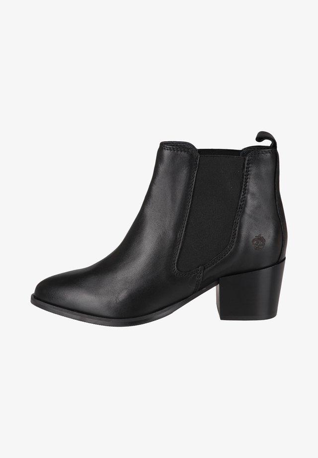WEN - Korte laarzen - black