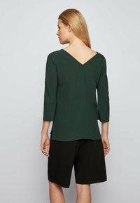 BOSS - IVECA - Blouse - open green - 2