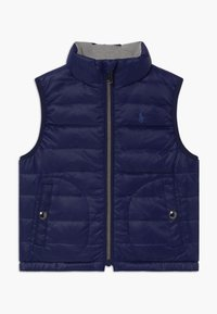 Polo Ralph Lauren - VEST OUTERWEAR - Waistcoat - french navy/grey - 0